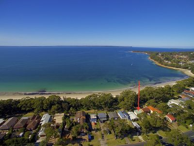 Photo for On Collingwood Beach - Downstairs Apartment - 50m FROM THE WATER