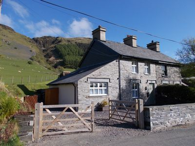 Photo for Cosy, pet friendly, and very peaceful family cottage near Betws Y Coed Snowdonia