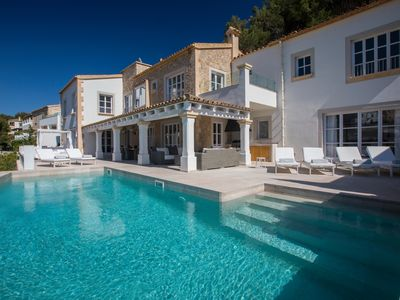 Photo for Contemporary luxury Port d'Andratx villa with private pool and fabulous sea view