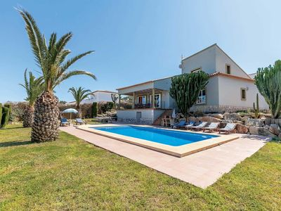 Photo for 4 bedroom Villa, sleeps 8 in Xàbia with Pool, Air Con and WiFi