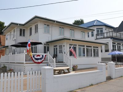 Photo for Beautiful Beachfront Home on North Beach Sleeps 14.