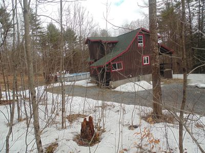 Photo for Adirondack Rustic 2 Story- Porch, Swim. Pool, Man Cave &  Pool Table-with WIFI