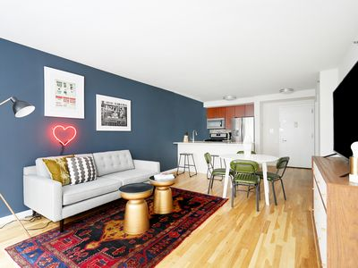 Photo for Quaint 1BR in Chelsea by Sonder