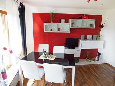 Photo for Apartment in Löffingen with Parking, Washing machine, Garden, Terrace (124857)