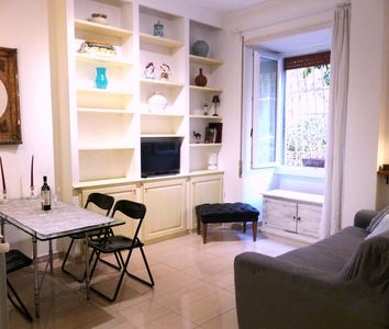 Photo for CHARMING VATICAN. RENOVATED, FREE SUPER WI-FI. CLOSE TO VATICAN,
