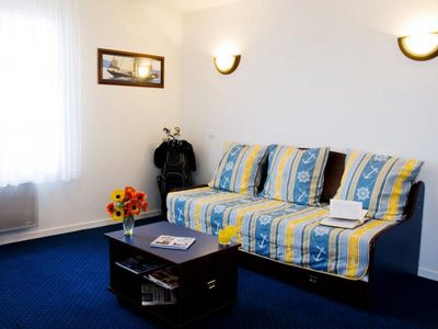 Photo for Terres de France - Appart'Hotel La Roche-Posay - 3 Rooms 6 People