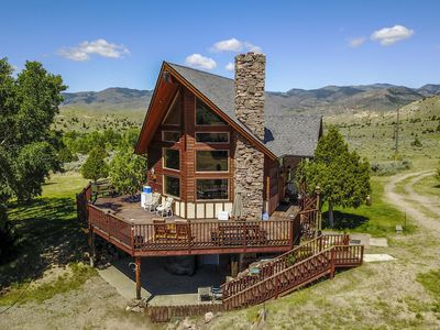 Beautiful Upper Ruby Valley Montana 3 Bedroom Home And Charming Sleeping Cabin