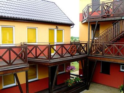 Photo for Holiday apartment Niechorze for 2 - 4 persons with 1 bedroom - Holiday apartment