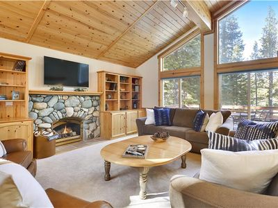 Photo for Swiss Haven Home - Tahoe Donner