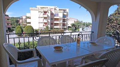 Photo for Apartment T4 - 6/8 people - Swimming pool residence - Air conditioning - WiFi - Sainte Maxime