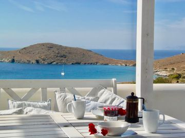 Delfini, Syros, Greece