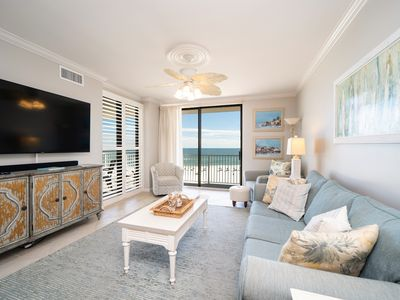 Photo for SUMMER SALE! Shoalwater 404! Luxury Beachfront Condo!