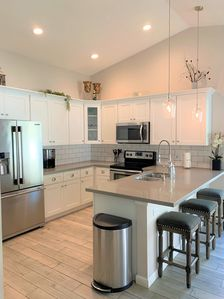 Photo for Unwind in a beautiful home w/private pool minutes to entertainment and golf!