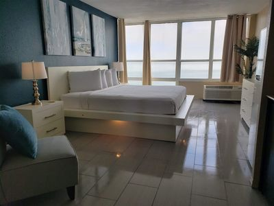 Photo for Renovated Oceanfront Studio Suite~Sun N Sand 1005