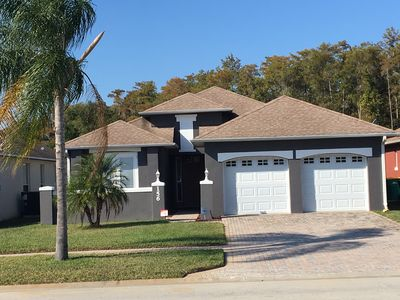 Photo for Spacious Orlando Lake View Villa