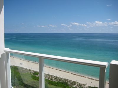 Photo for Miami Beach Oceanfront With Balcony