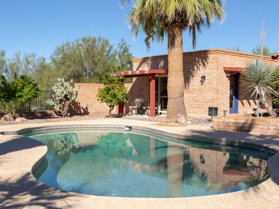 Photo for Updated Private Casita with Pool & Spa in Convenient Foothills location