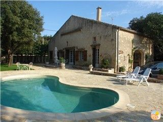 Photo for Magnificently Restored Stone Mas (Farmhouse)