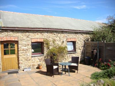 Photo for Vacation home The Plomp in St Davids - 2 persons, 1 bedrooms