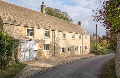 Photo for The Old Forge is an exquisite property located in the peaceful village of Maugersbury, close to Stow