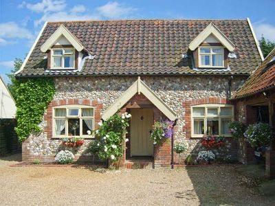 Photo for 3BR Cottage Vacation Rental in Fakenham