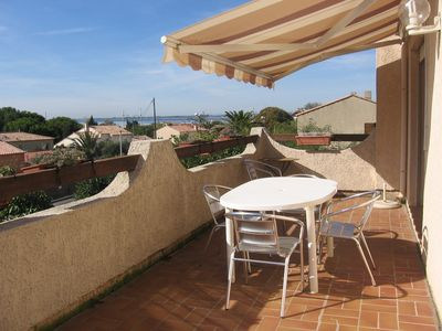 Photo for SETE - Appart T3 for rent up to 6 people with large terrace
