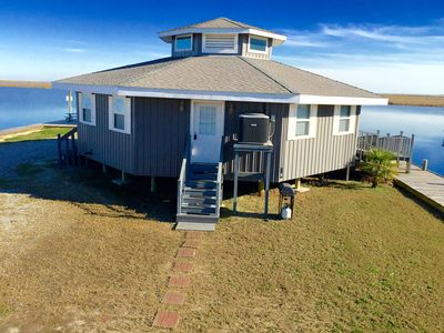 Photo for Quaint 1BR Slidell Cottage w/Private Boat Dock