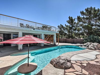 Photo for Spacious Lake Havasu City Home w/Deck&Private Pool