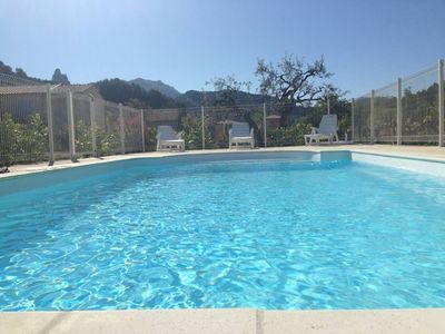 Photo for Villa in Buis-les-Baronnies with private swimming pool