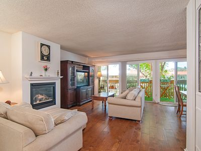 Photo for The perfect family getaway in the very popular Solana Beach & Tennis Club 135