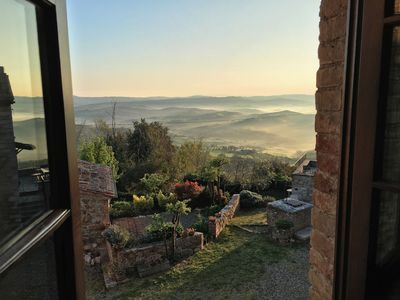 Photo for Alma Vignoni is an exclusive holiday house in Vignoni Alto (Bagno Vignoni)