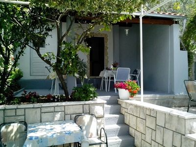 Photo for Apartment Ivan  A2(3) bungalov  - Omis, Riviera Omis, Croatia