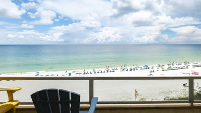 Photo for The Perfect Beach Vacation!   Enclave 703,  3BR, 3BA, Sleeps 12