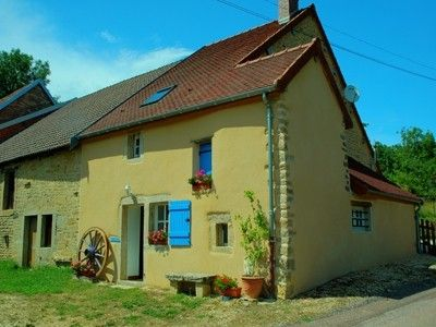 Photo for Awarded ****Farmhouse-cottage, peaceful setting, in heart of Historic Burgundy