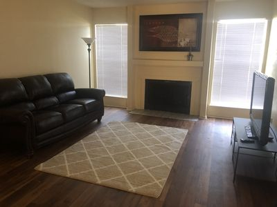 Photo for 3 Bedroom, 2 Bath In North Dallas, 10 min from UTD, Richland, Brookhaven,