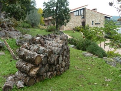 Photo for Las Casas de Agapito Rural Center in Gredos, capacity for 25 people in total