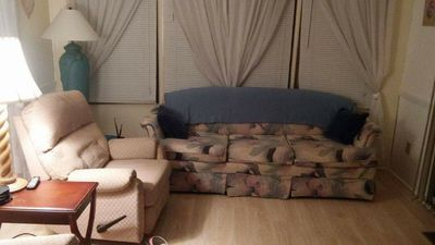 Photo for 55+ Mobile Home Park w/ heated pool, shuffleboard, pool, library and gym.
