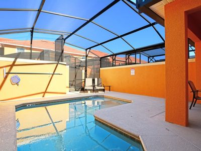Photo for GATED RESORT COMMUNITY, FREE WIFI, CLOSE TO DISNEY!!