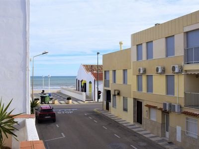 Photo for Beautiful and romantic apartment in Oliva, on the Costa Blanca, Spain for 2 persons