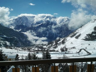 Photo for Superb apartment of 80 m2 (3 bedrooms) at the foot of a ski lift