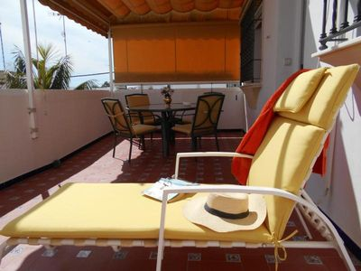 Photo for Holiday apartment Chipiona for 2 - 4 persons with 2 bedrooms - Holiday apartment in a two family hou