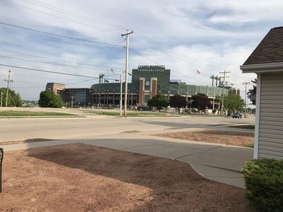 Photo for Six hundred feet from Lambeau Field and Titletown District