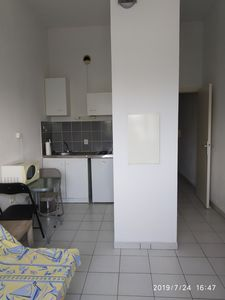 Photo for Comfortable studio near downtown Perpignan and beach