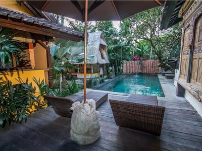 Photo for Stay at Balinese Cottage Room in Ubud + Free Beer