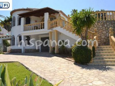 Photo for Rental villa with private pool on the Costa Blanca for 8