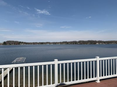 Photo for Perfect Family Lake House on ALL SPORT Round Lake!