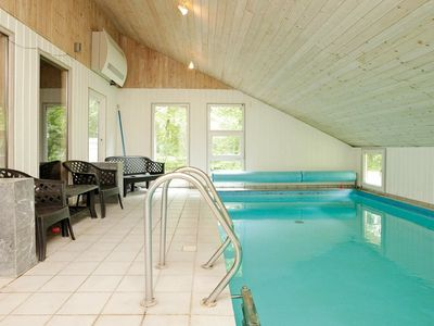 Photo for Luxurious Holiday Home in Oksbol with Sauna