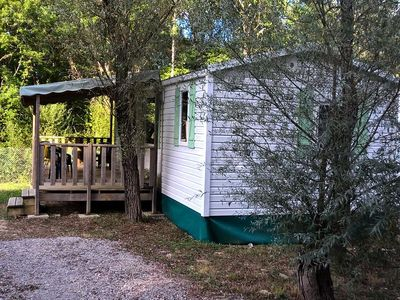 Photo for 2BR Mobile Home Vacation Rental in LERAN