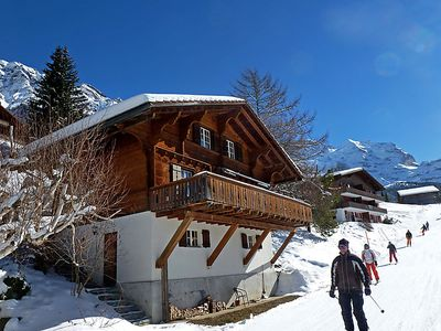 Photo for Vacation home Wätterlücke  in Wengen, Bernese Oberland - 7 persons, 3 bedrooms