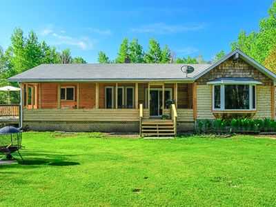 Photo for 3BR Cottage Vacation Rental in Victoria Beach, MB